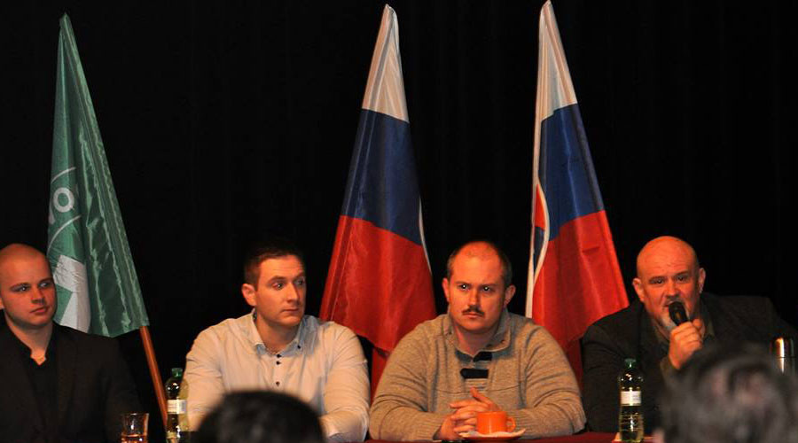 Neo-Nazis elected to Slovakian parliament for the first time