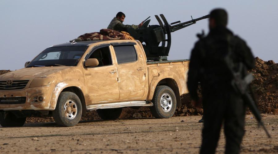 Al-Nusra militants in Syria shell Turkey to prompt return fire – Russian military