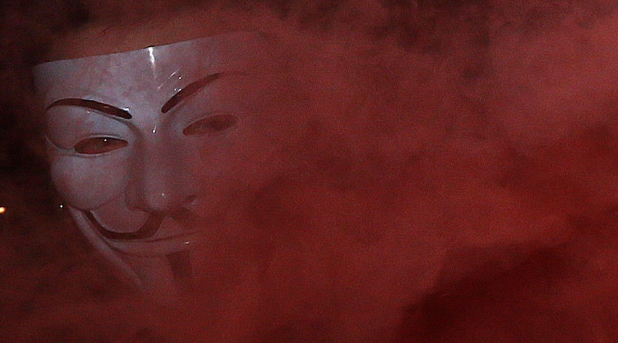 Anonymous claim Twitter is shutting down their accounts for harassing ISIS