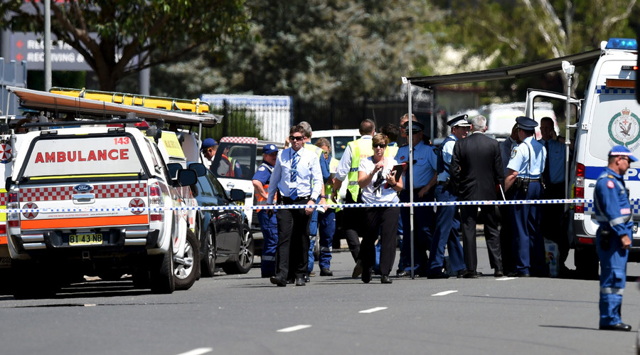 1 dead, 2 injured in Sydney shooting & 7-hour hostage situation