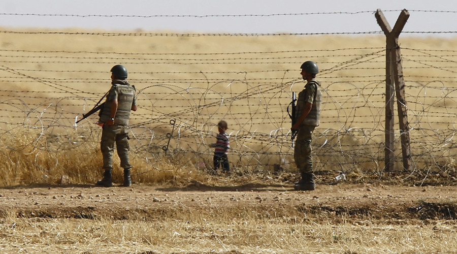 Turkish border guards shooting Syrian refugees 'daily' – Amnesty Intl