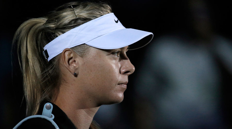 Nike suspends Sharapova contract over failed drug test, despite past backing for offenders