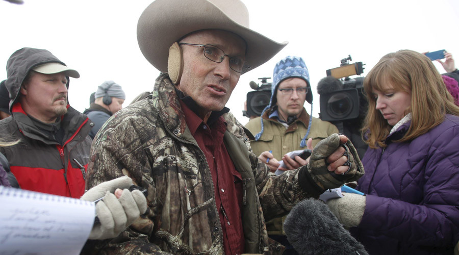 Shooting of Oregon occupier LaVoy Finicum justified - prosecutor