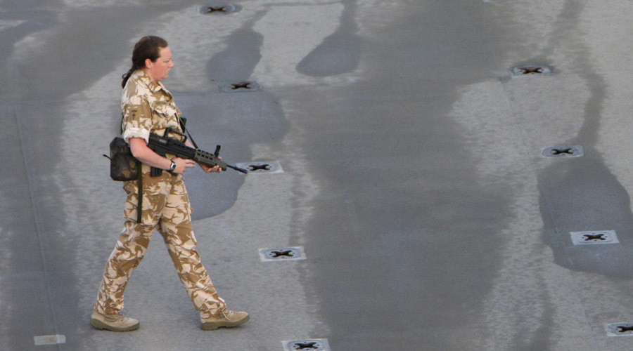 Women in combat: Dangerous experiment or gender equality in action?