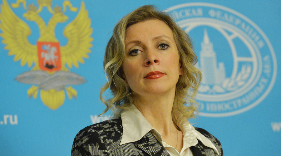 Russian FM spokeswoman slams US State Dept on Ukrainian pilot Savchenko