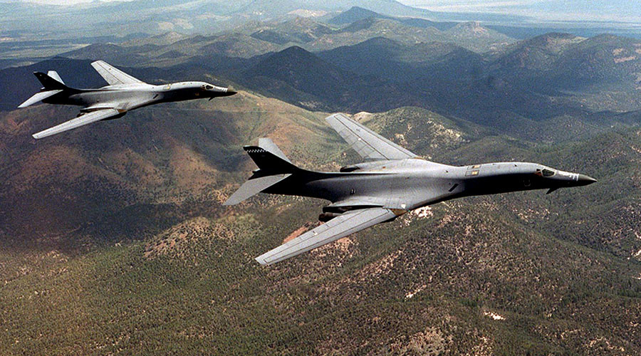 Asia pivot: Aussies may host US long-range bombers, incl. nuclear-capable B-1