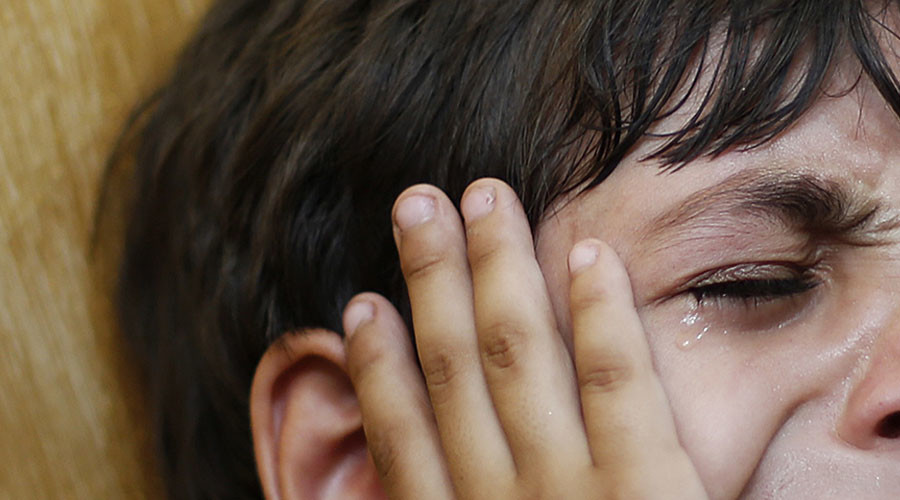 Child abuse cases up 30% in UK – NSPCC