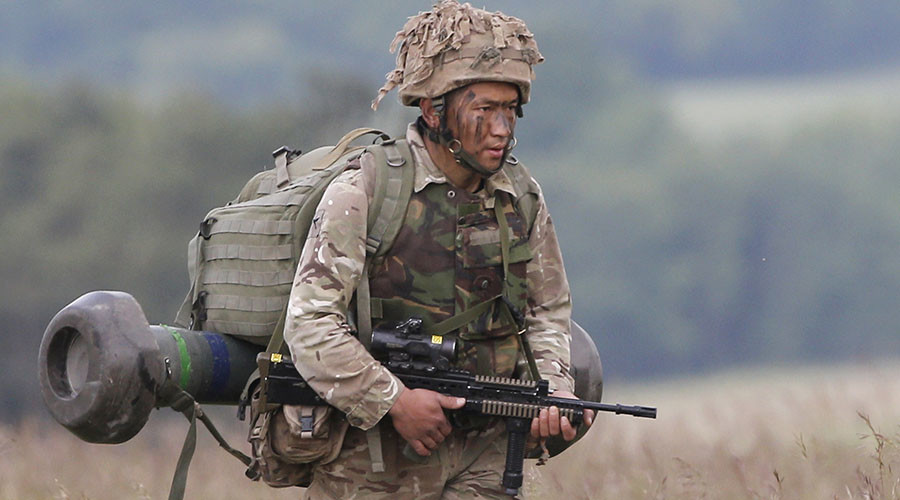 Mutiny in the ranks? British Army morale damaged by 'unfair' 1% pay rise