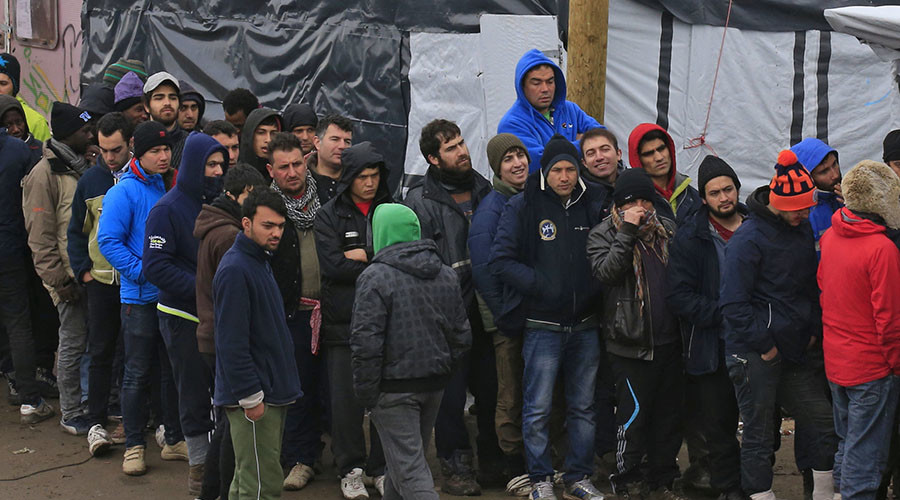 Failed attempts to enter UK illegally triple in a year amid refugee crisis