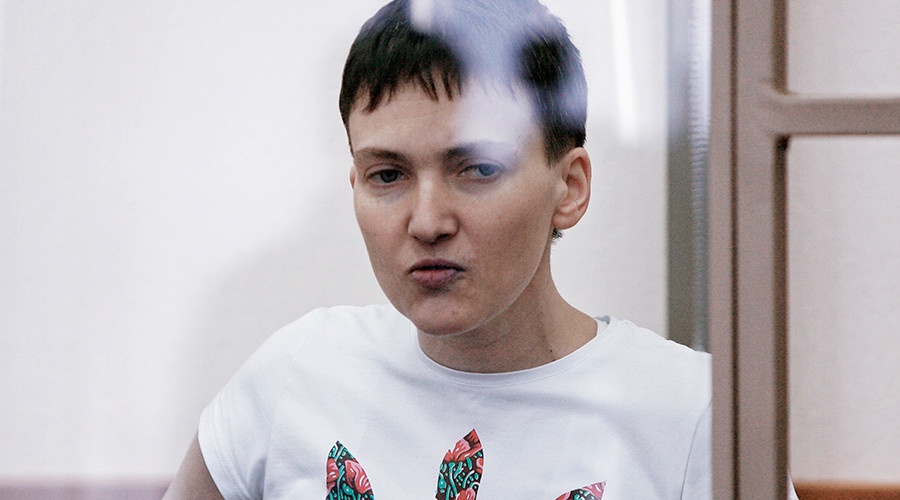 Savchenko denied access to Ukrainian doctors over obscene behavior in court – Lavrov
