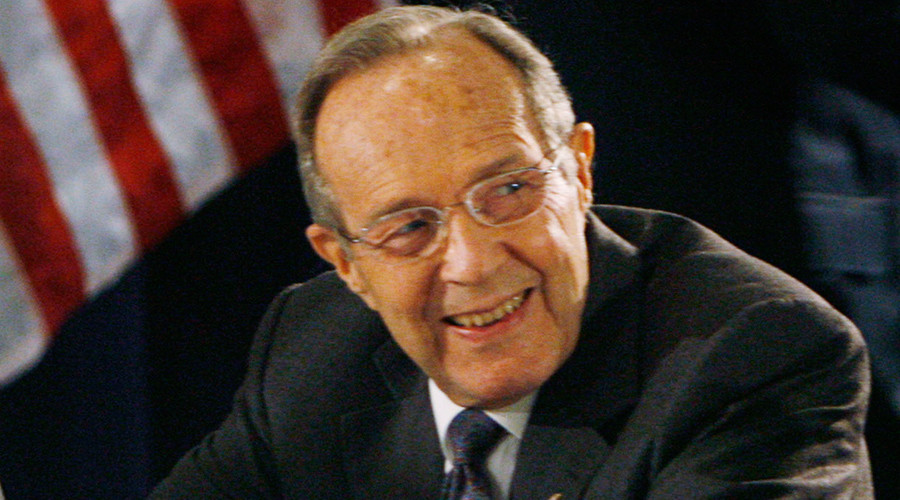Former U.S. Secretary of Defense William Perry © Jim Bourg
