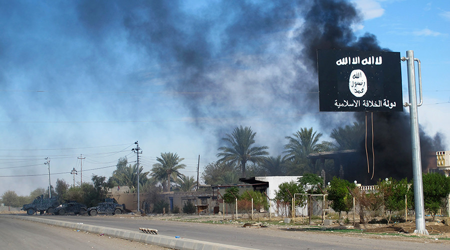 Leaked ISIS 'entry forms' could expose 22,000 terrorists from over 50 states