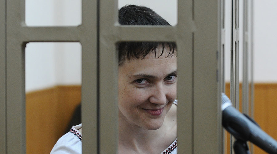 Savchenko case used as excuse to step up anti-Russian campaign in Europe – State Duma deputy