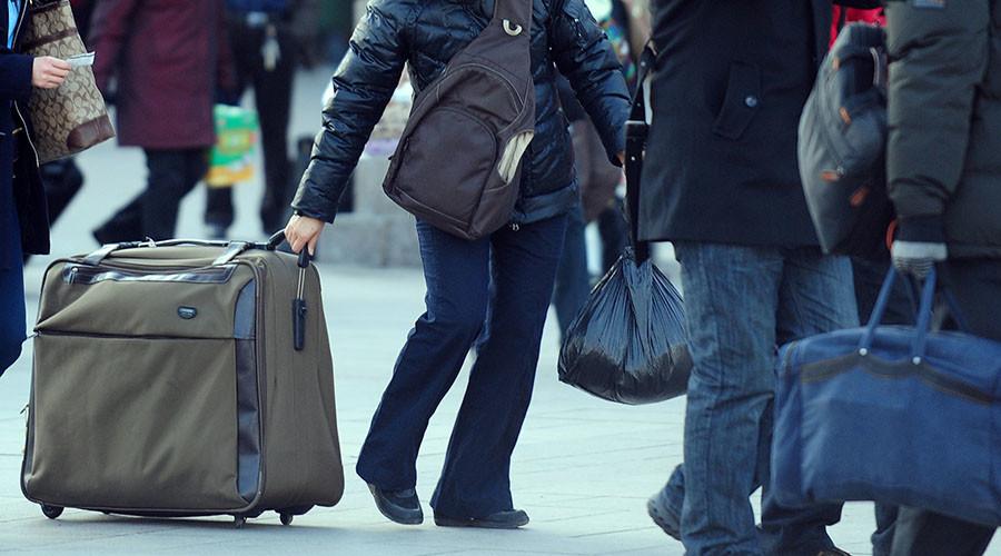 Extra baggage fees may apply. ©AFP