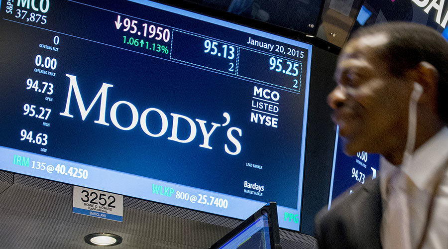 Moody's to stop domestic ratings in Russia