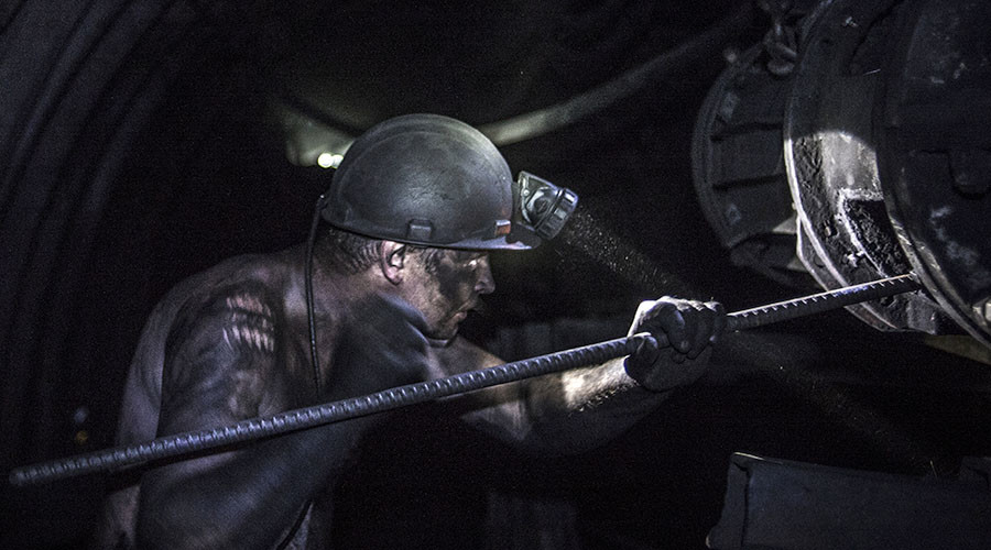 Ukraine offers to sell its coal mines to Turkey