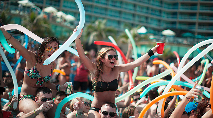 Virus gone wild: Spring breakers could cause Zika outbreak, health officials warn