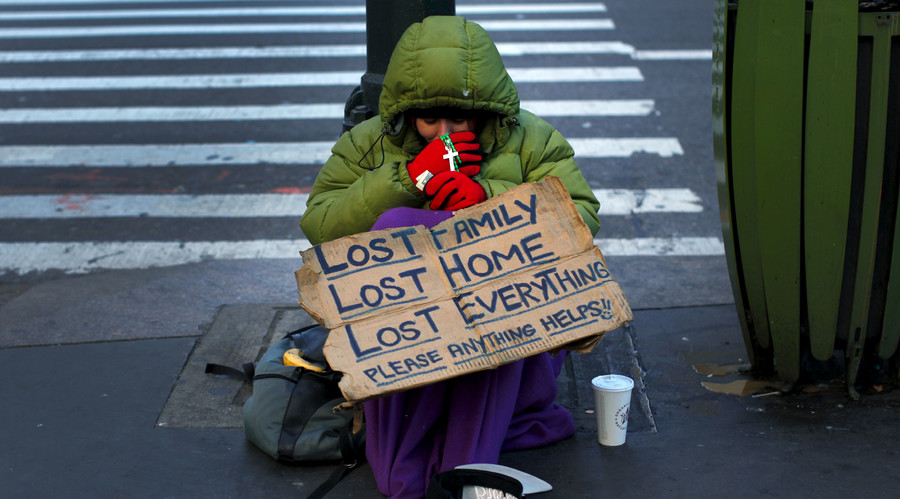 Poor shaming: Murdoch-owned paper targets homeless while NYPD trashes their stuff