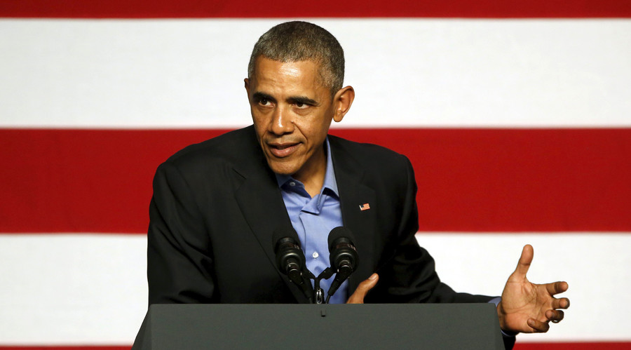 Outgoing Obama attempts to disassociate himself from Libya's destruction