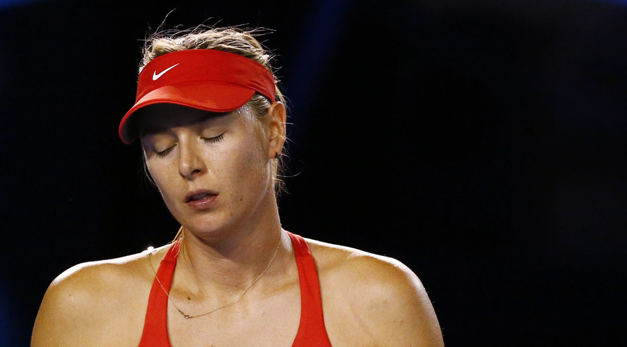 Sharapova hits out at 'media distortion,' rejects claims she was sent 5 warnings on drug changes