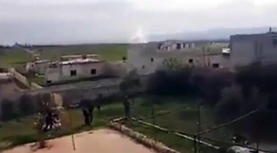 Syrian MiG crashes in Hama 'killing one pilot,' jihadists claim attack – reports