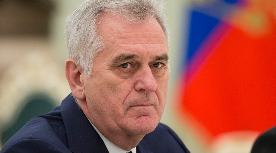 Russian op in Syria prevented ISIS from Kosovo-style formation of state – Serbian president
