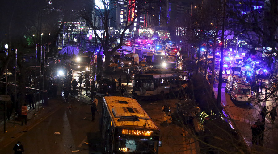 Turkey blocks Facebook, Twitter following deadly Ankara blast – reports