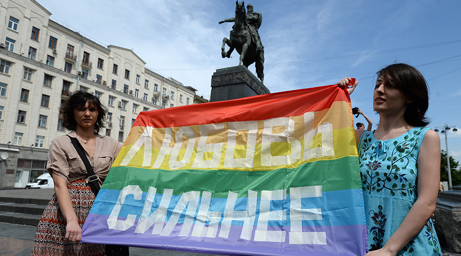 LGBT activist wins court case against Russian region over gay pride ban