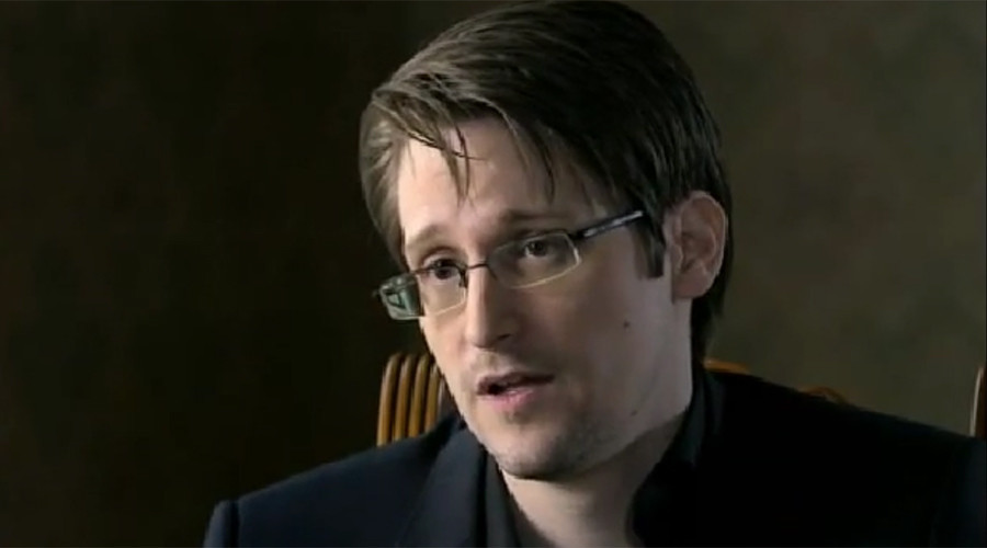 Mass surveillance programs futile in fighting terror – Snowden