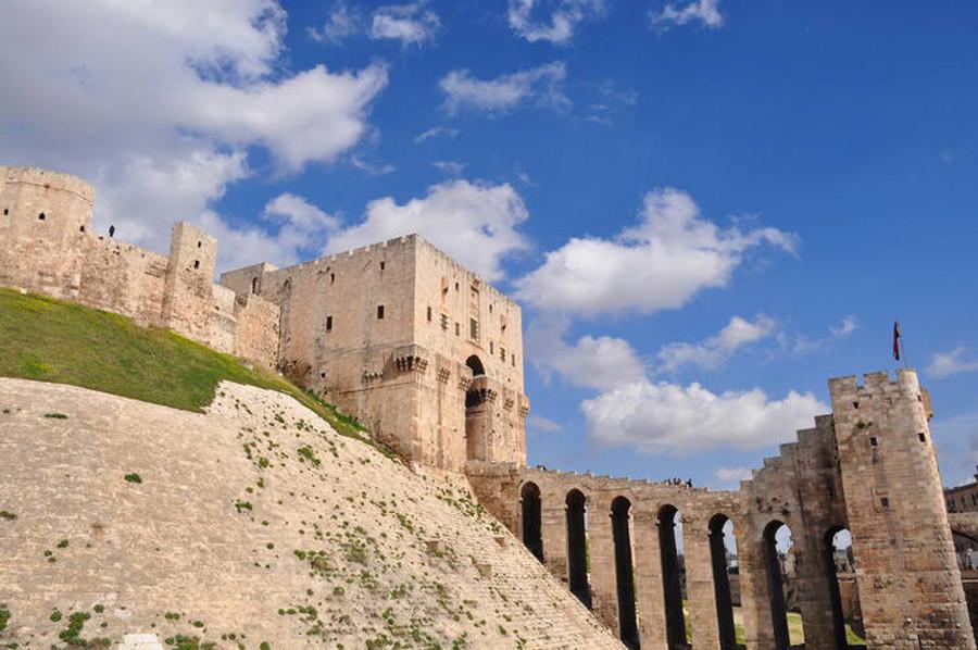 Ancient City of Aleppo (Syrian Arab Republic) © Silvan Rehfeld / UNESCO