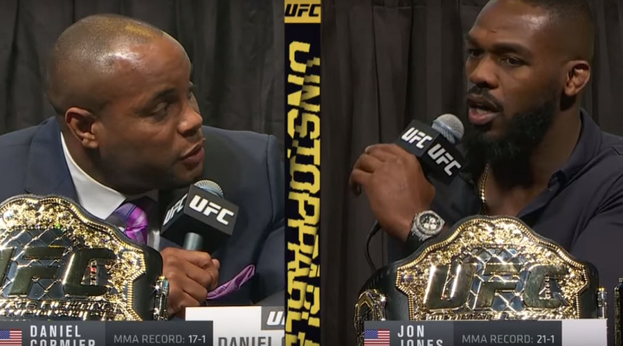 UFC 197: Jones v Cormier II could be blockbuster