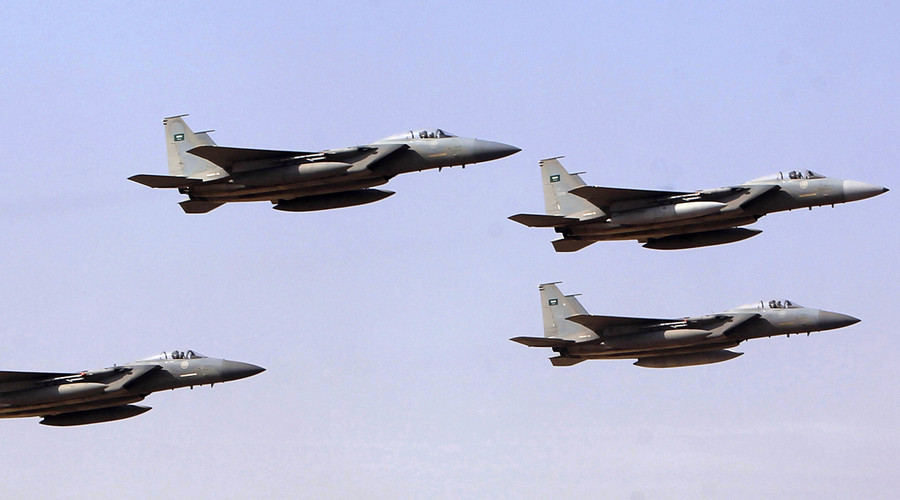 41 civilians killed, 75 injured in coalition airstrikes on Yemeni market