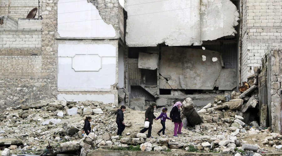 Don't lay blame at Russia's feet, UK also fueled Syrian civil war – Oxfam