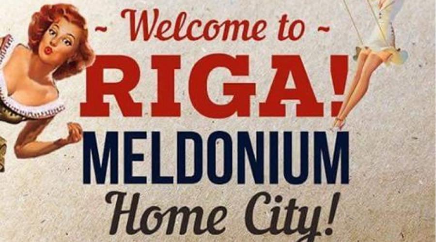 Mayor promotes Riga as 'Meldonium Home City' amid widening doping scandal