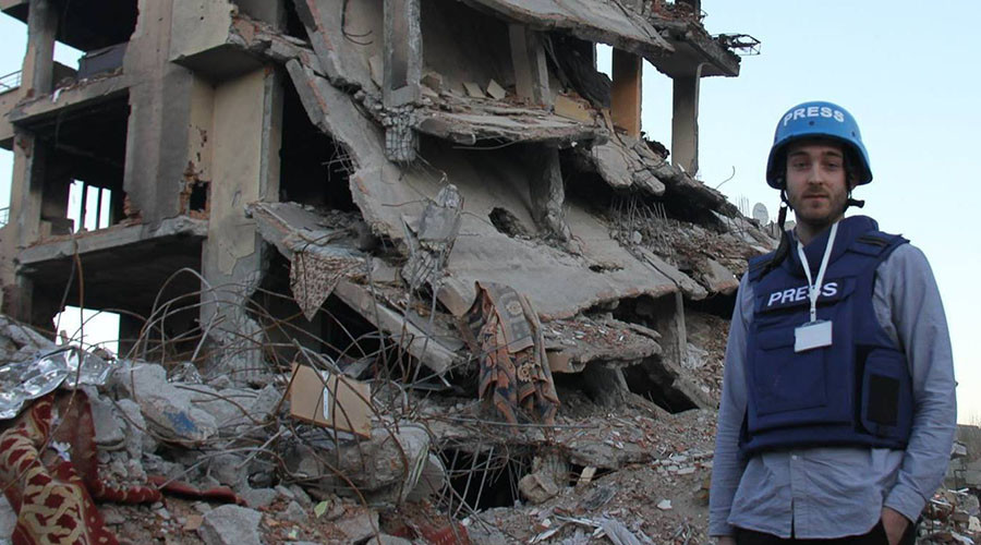 The road to Cizre: Entering the site of a massacre (OP-ED by RT correspondent)