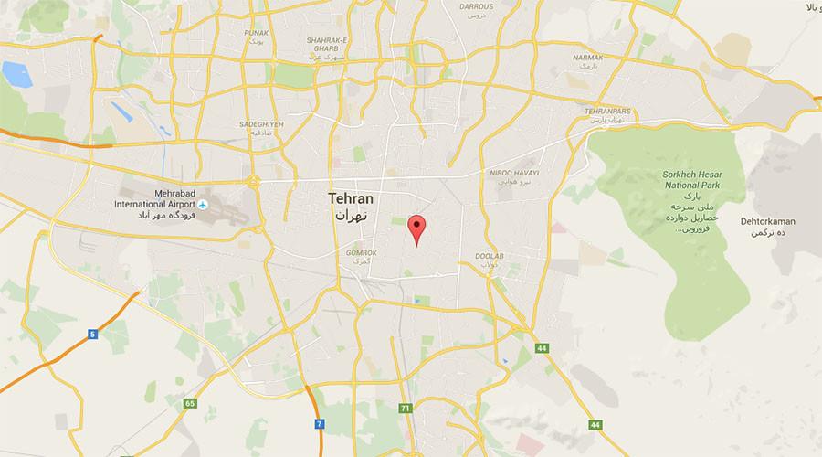 At least 39 injured in Tehran bazaar blast - reports