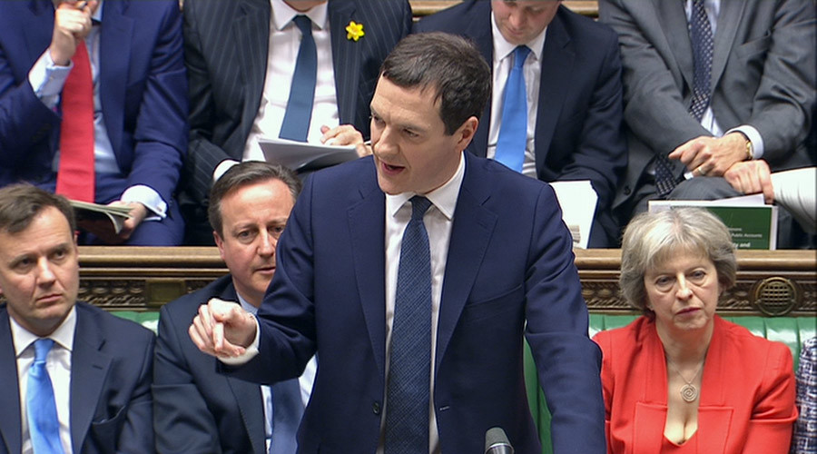 #Budget2016: Osborne's Generation Y package 'unfair to core'