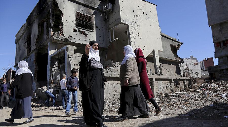 'Turkey's crackdown on Kurds is a return to autocracy' - ex-UN Assistant Sec-Gen