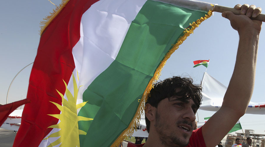 Kurds declare federation in Syria