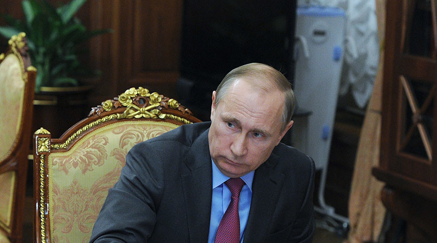 Putin photo boosts sales of mystery medical device