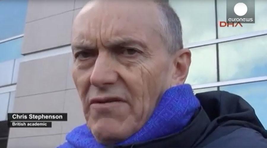 'Terrorist propaganda': Turkey deports British scholar over Kurdish New Year invitations