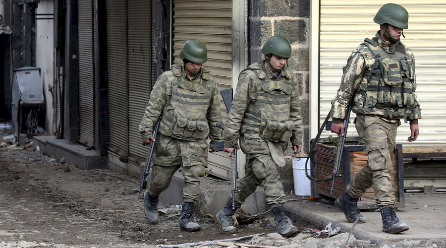 Moscow urges Ankara to stop violence against Kurds, return to negotiations