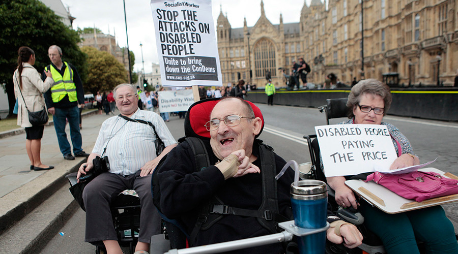 'Why I quit the Tories… & took down their website!' Disability activist speaks to RT (VIDEO)