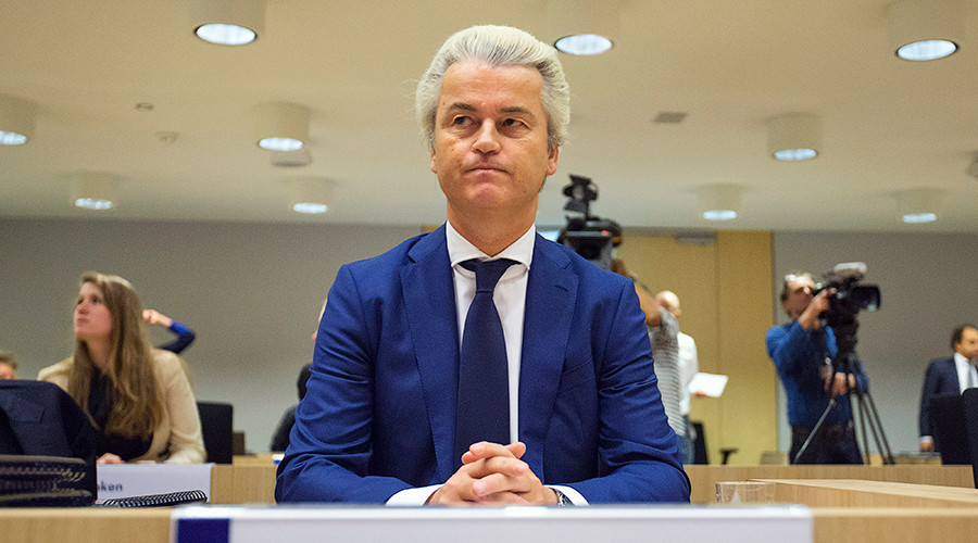 5 most Islamophobic rants by Geert Wilders as his 'inciting hatred' trial begins
