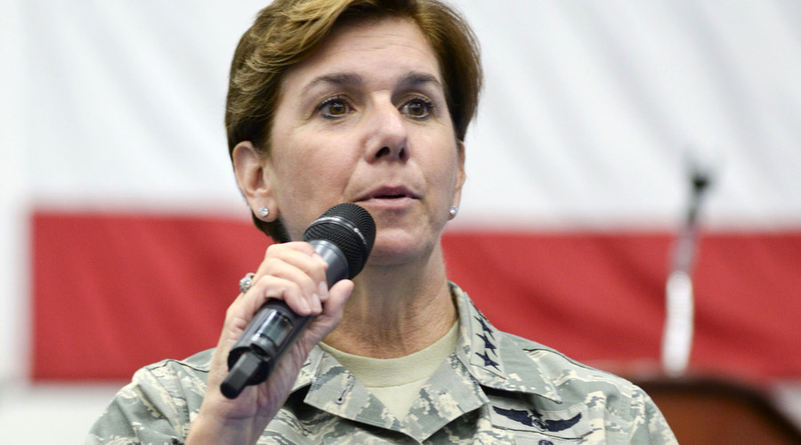U.S. Air Force General Lori Robinson. © U.S. Air Force / Senior Airman Katrina M. Brisbin