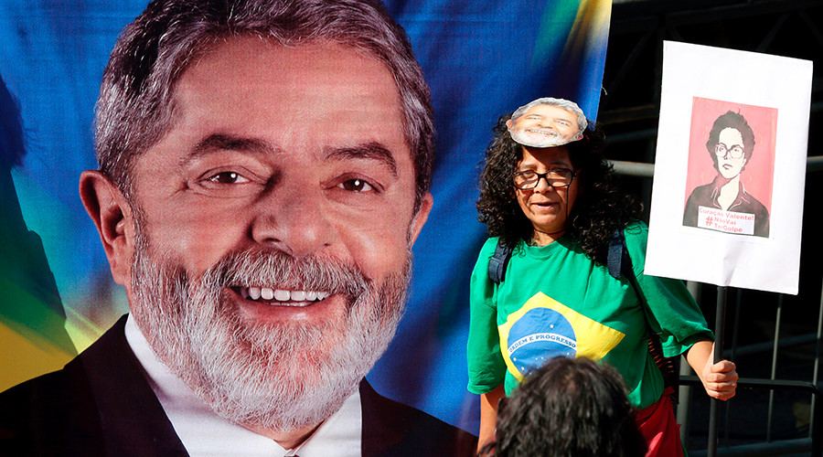 Brazil top court blocks govt post for ex-President Lula amid corruption scandal