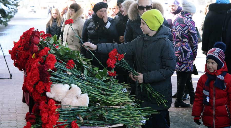 'She's not coming back, but I keep hoping': Families & friends grieve for Flydubai crash victims