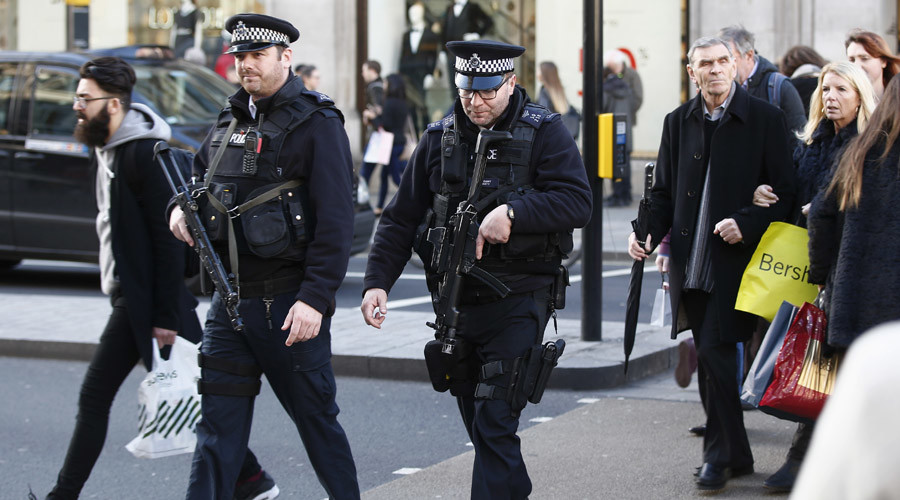 London 'ready' for '10 simultaneous terror attacks' by ISIS