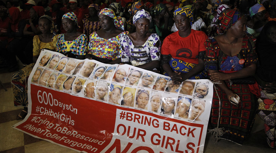 Britain & US reportedly knew location of 80 girls kidnapped by Boko Haram but failed to act