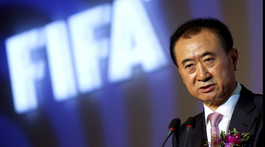 Football goes East: Chinese billionaires pour hundreds of millions of dollars into FIFA sponsorship